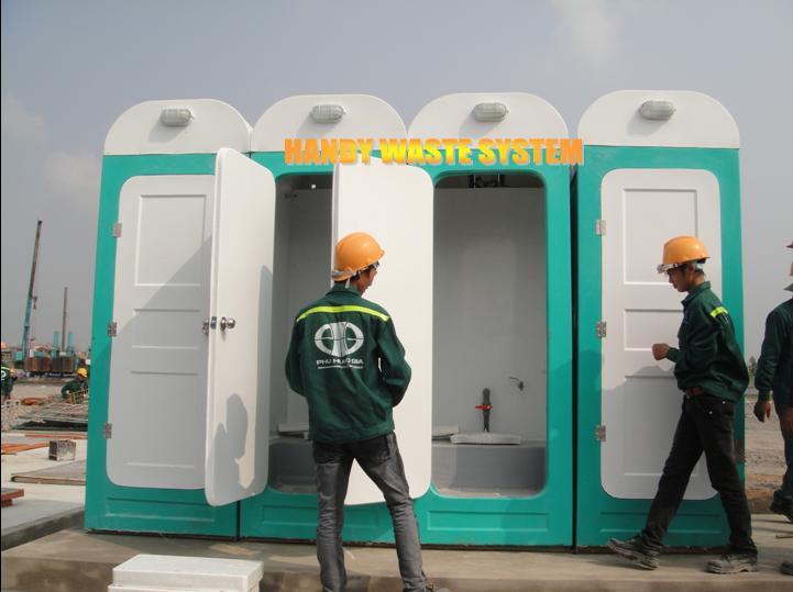 cho thuê nhà vệ sinh tại Ninh Bình