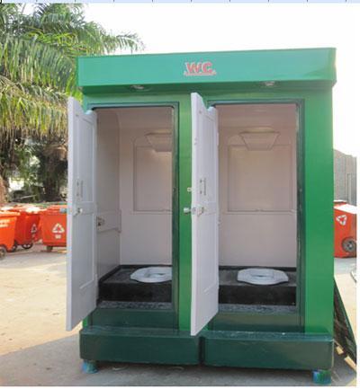 cho thuê nhà vệ sinh tại Thái Bình